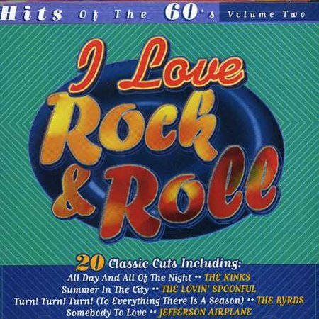 60's Theme (I Love Rock & Roll: Hits Of 60's)