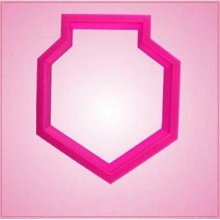 Pink Milk Carton Cookie Cutter