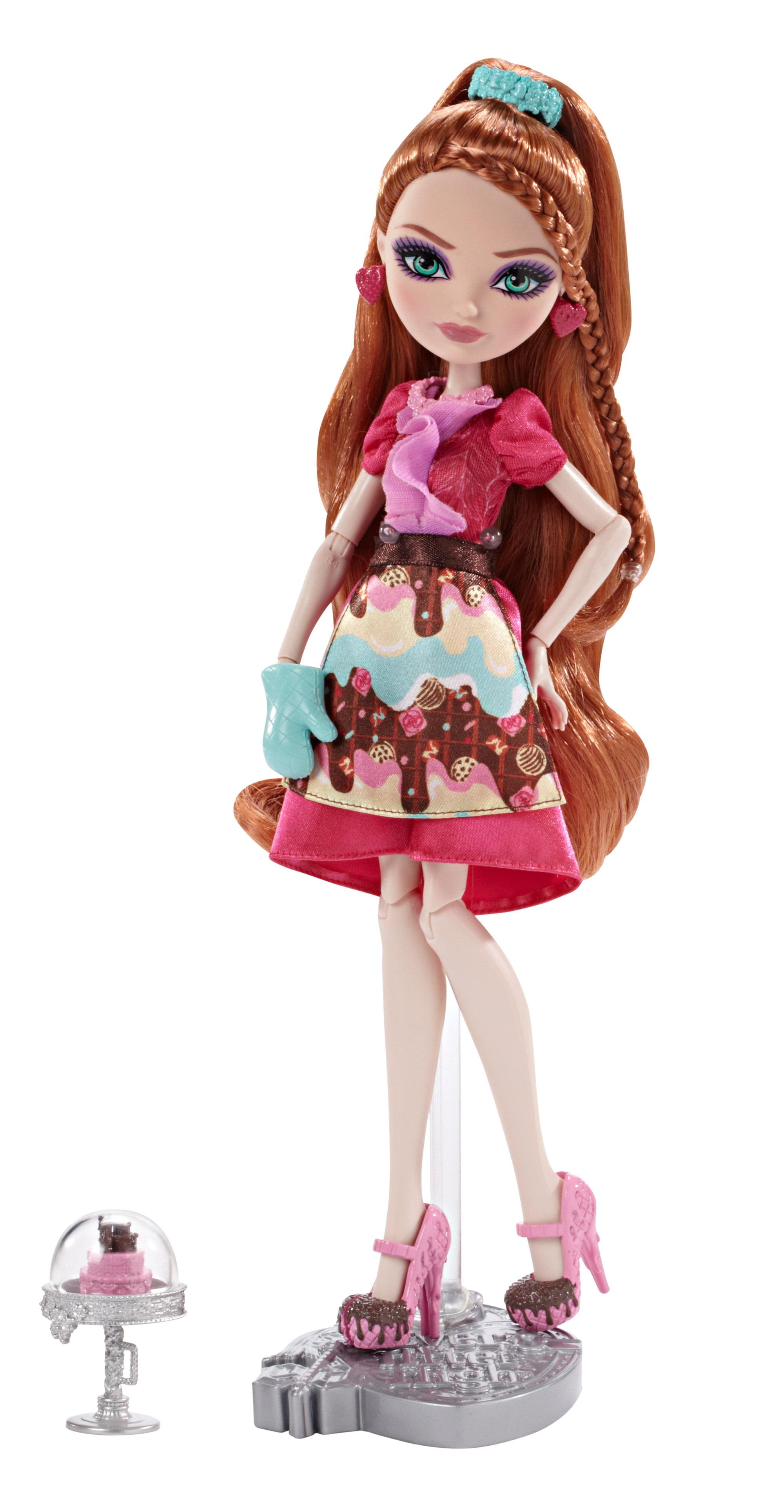 Ever After High Sugar Coated Holly OHair Doll