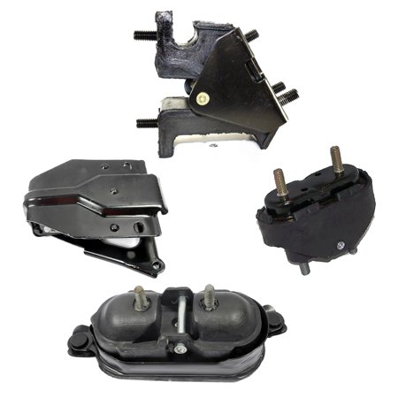 Fits For 96 Buick Regal 3.8L FWD Automatic 5309 2796 2676 2712 4PCS Motor and Transmission Mount (96 Buick Regal)