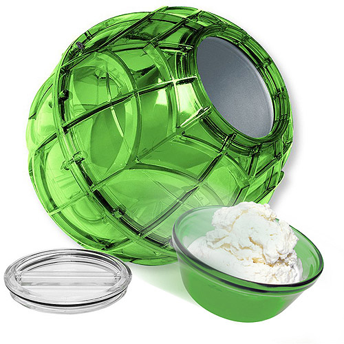 Play & Freeze 1-Quart Ice Cream Maker Ball, Green