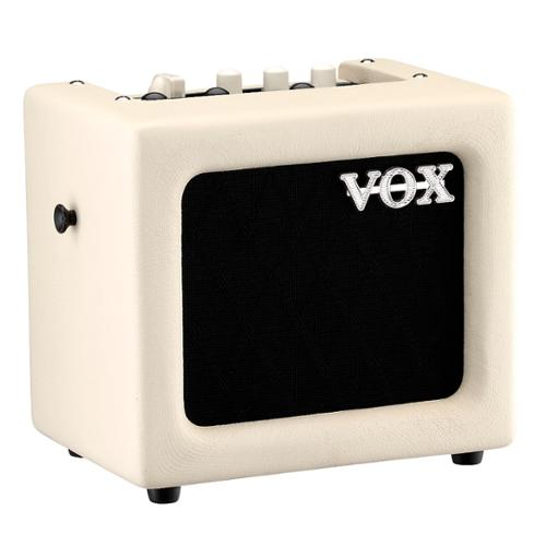 Vox MINI3 G2 3-Watt Battery Powered Modeling Combo Guitar Amplifier (Ivory)