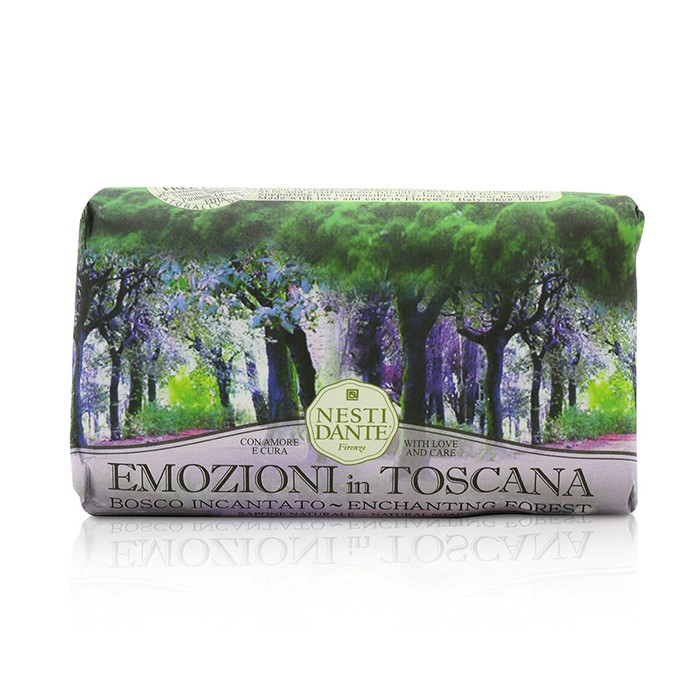Nesti Dante - Emozioni In Toscana Natural Soap - Enchanting Forest -250g/8.8oz
