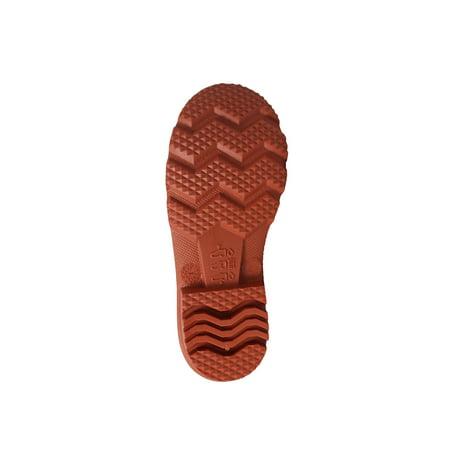 Kid's Chain-Link Sole Chore Rain Boot