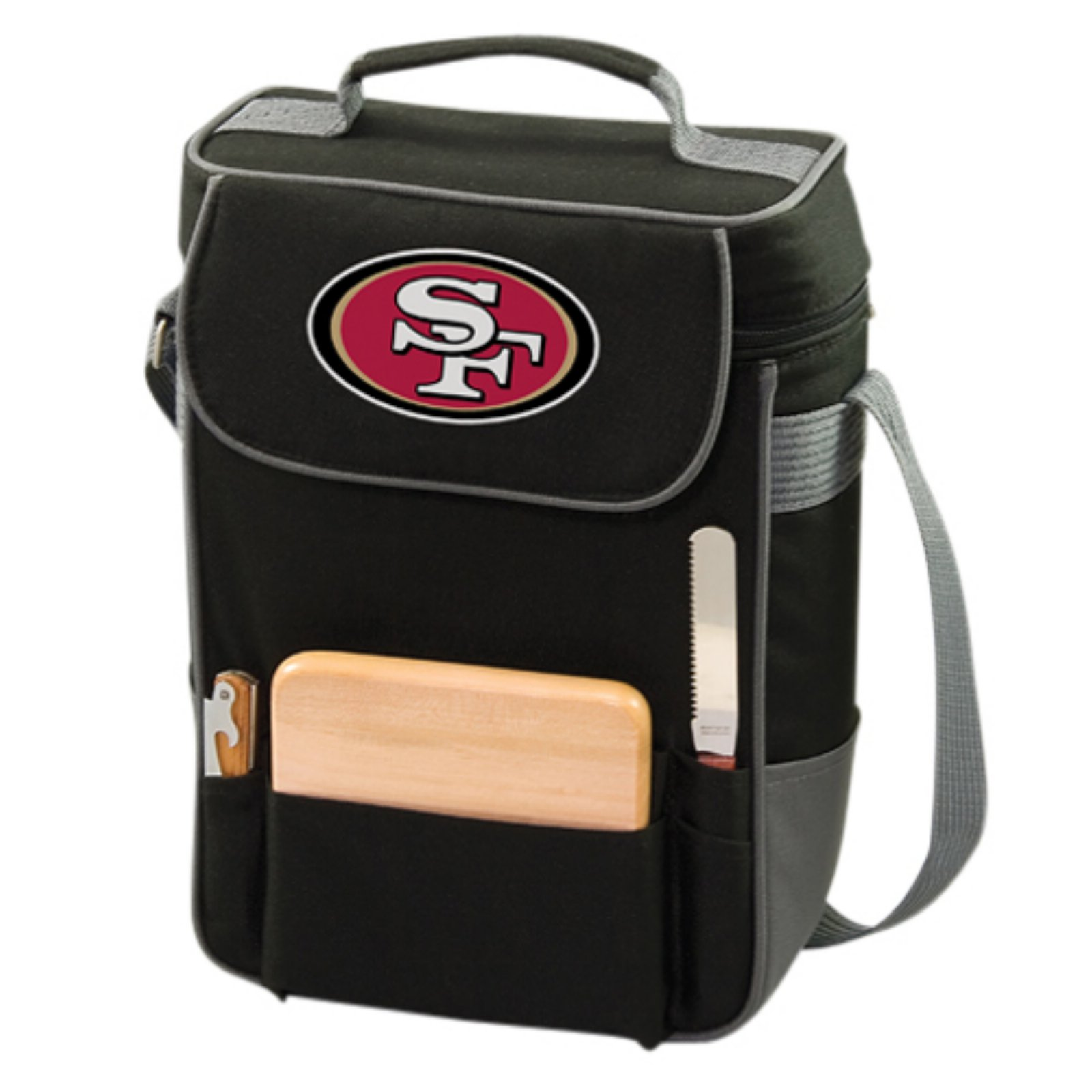 Picnic Time NFL Duet Wine and Cheese Tote