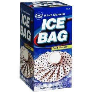 ICE BAG ENGLISH 9