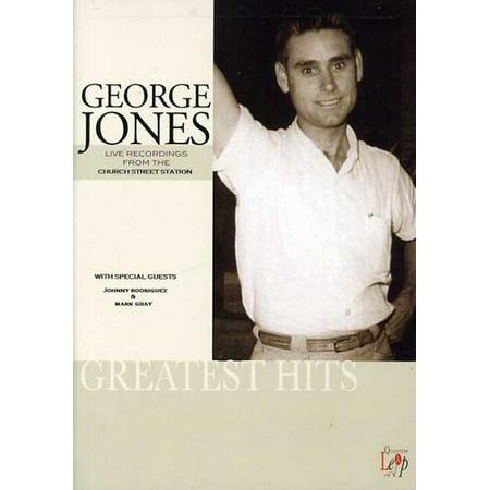 George Jones: Live in Concert (DVD) (George Jones Leaning On The Everlasting Arms)