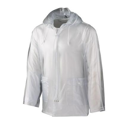 3161 Clear Rain Jacket - Youth CLEAR M