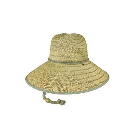 af7b59710 Lifeguard Straw Hat - Brown