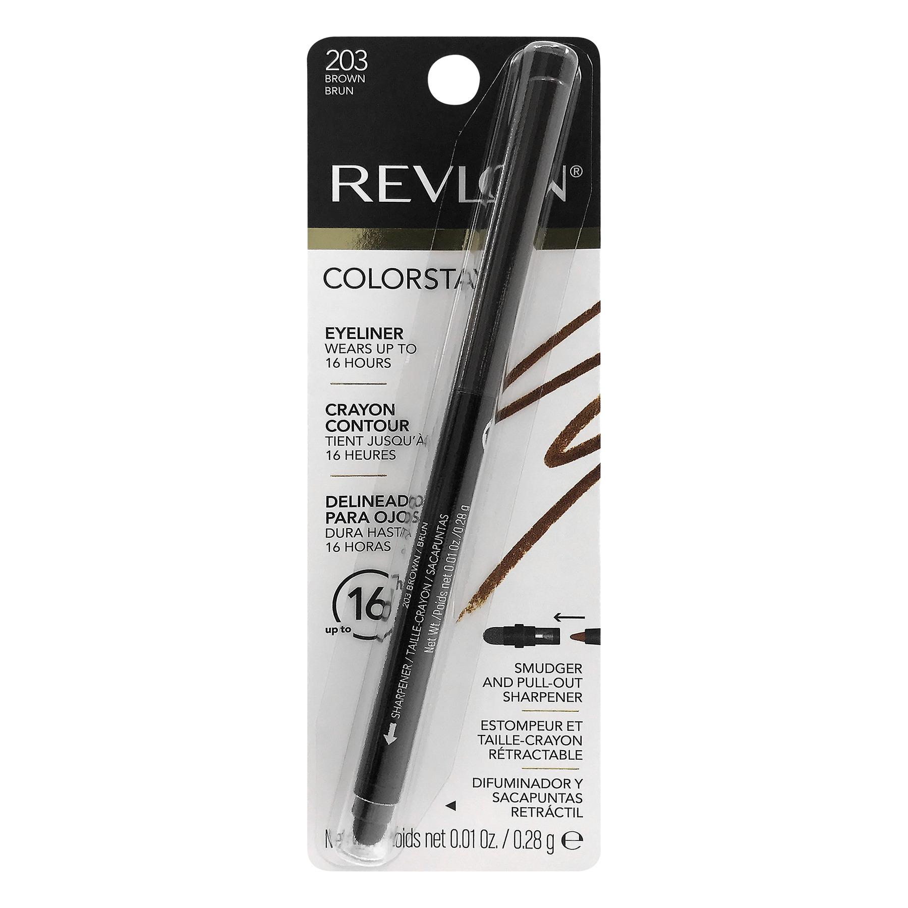 Revlon ColorStay Eyeliner, Brown