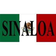 Mexico Sinaloa Photo License Plate Free Personalization on this plate