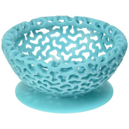 Boon Wrap Protective Bowl Cover - Blue Raspberry