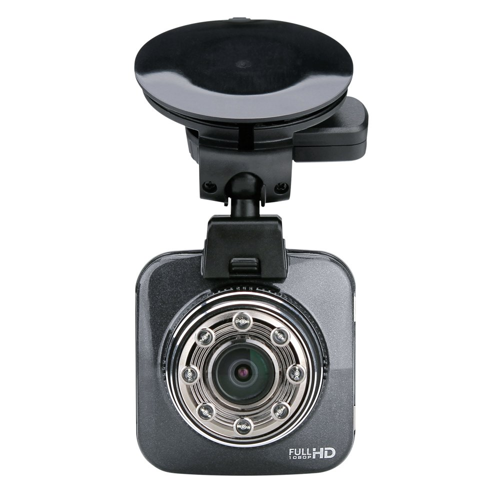 Uniden DC2 - Dash Cam Recorder, 2 in. Screen