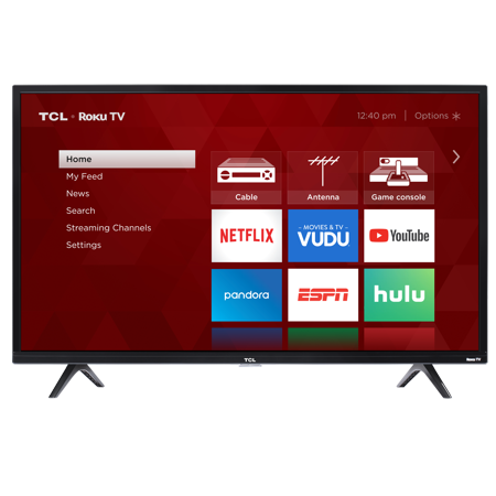 "TCL 49"" Class HD (720P) Roku Smart LED TV"