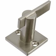 Stanley Hardware 804526 Satin Nickel Meis Design Small Single Hook