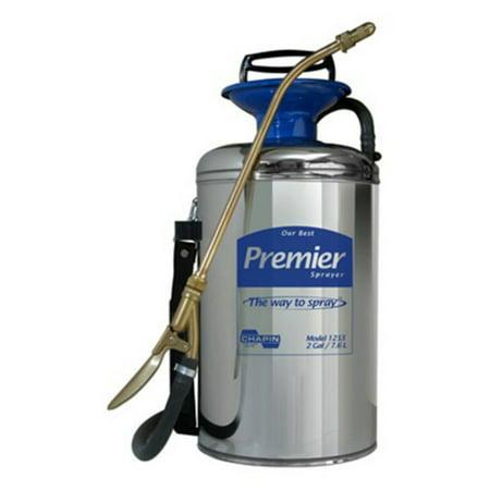 Premier Pro Stainless Steel Sprayer - 2 Gal