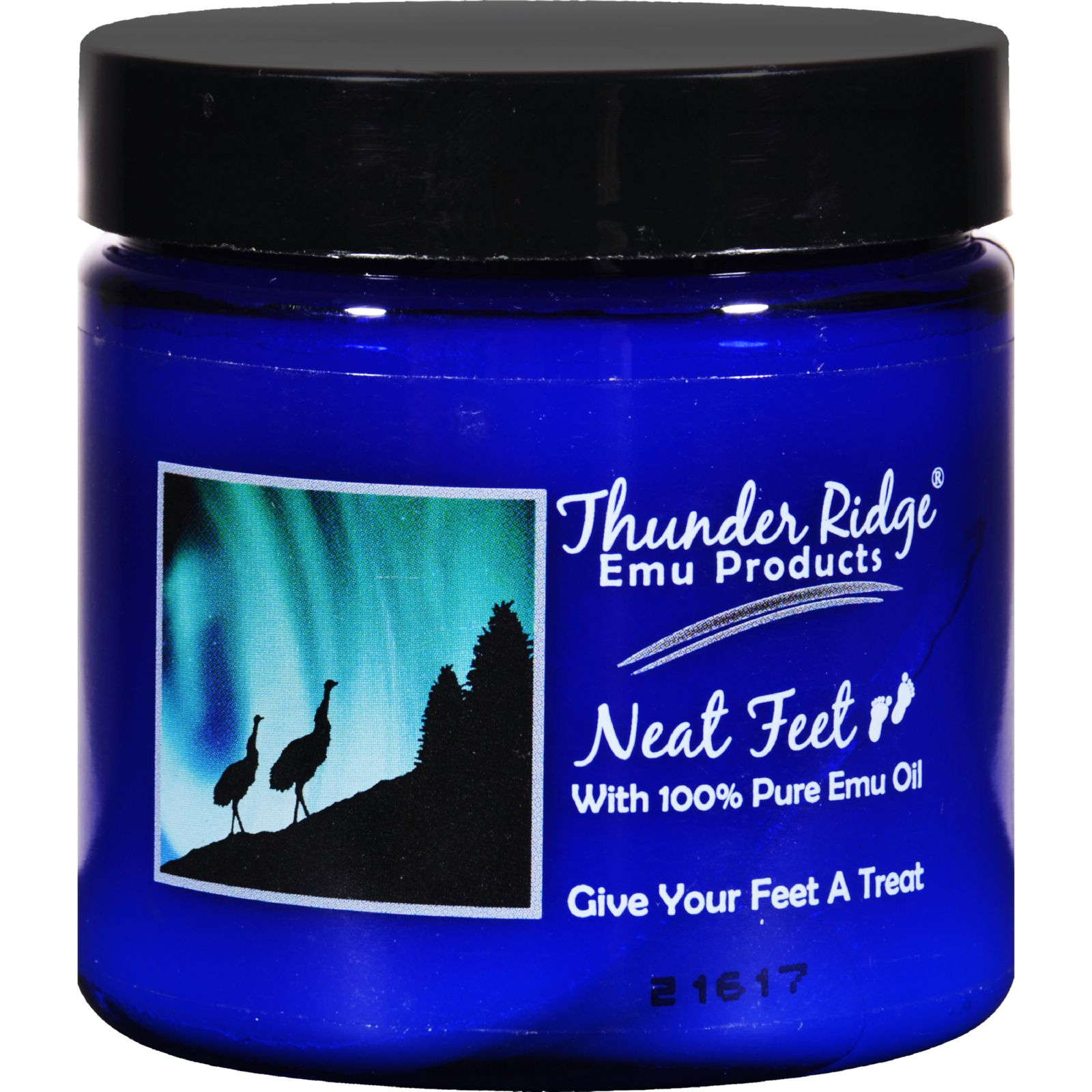 Thunder Ridge EMU: Neat Feet 4 oz
