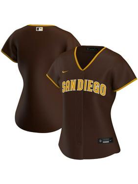 San Diego Padres Nike Women's Road 2020 Replica Team Jersey - Brown