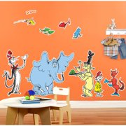 Dr. Seuss Favorites Giane Wall Decal by Generic
