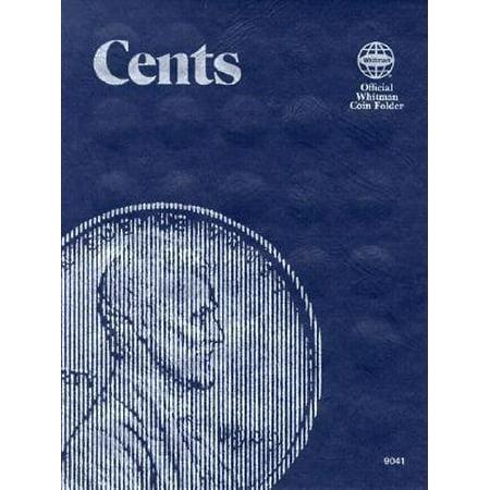Coin Folders Cents : Plain
