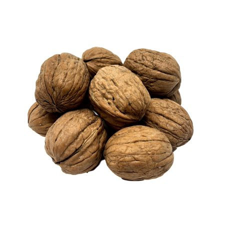 Walnut Bites - NUTS U.S. - Walnuts In Shell | Grown and Packed in California | Jumbo Size and Chandler Variety | Fresh Buttery Taste and Easy to Crack | Non-GMO and Raw Walnuts in Resealable Bags!!! (6 LBS) 6 LBS