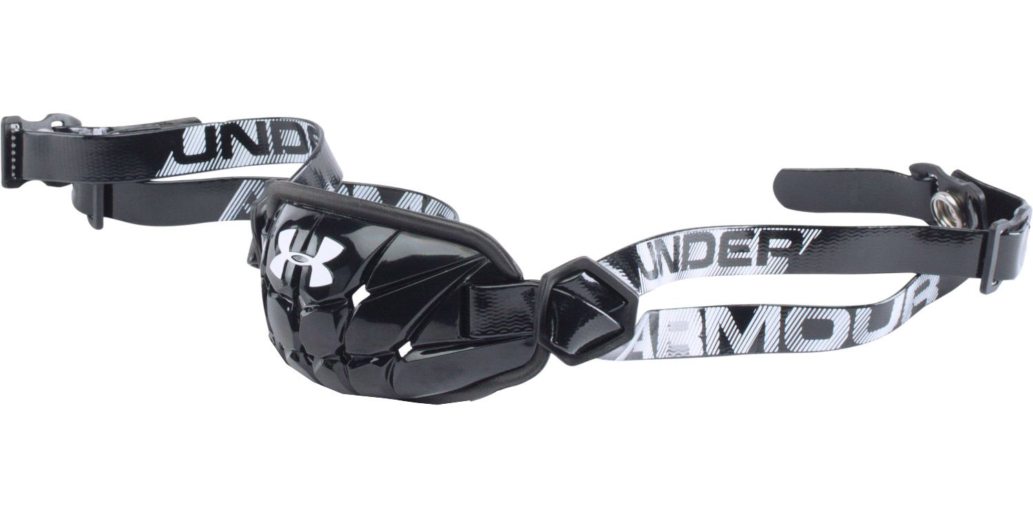 New Youth Under Armour Gameday Armour Pro Football Chinstrap