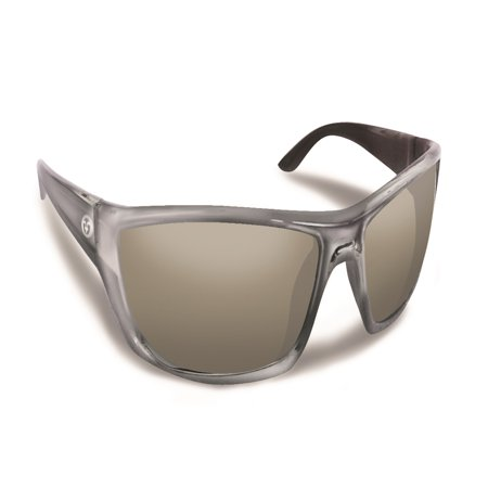 Flying Fisherman Buchanan Crystal Gunmetal w/Smoke (Sun Glass Sale)