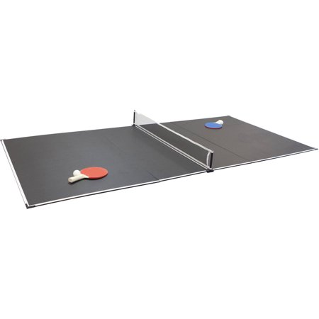 Sport Squad Portable Table Tennis Conversion Top with 4-in-1