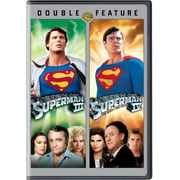 Superman III Superman IV by WARNER HOME ENTERTAINMENT