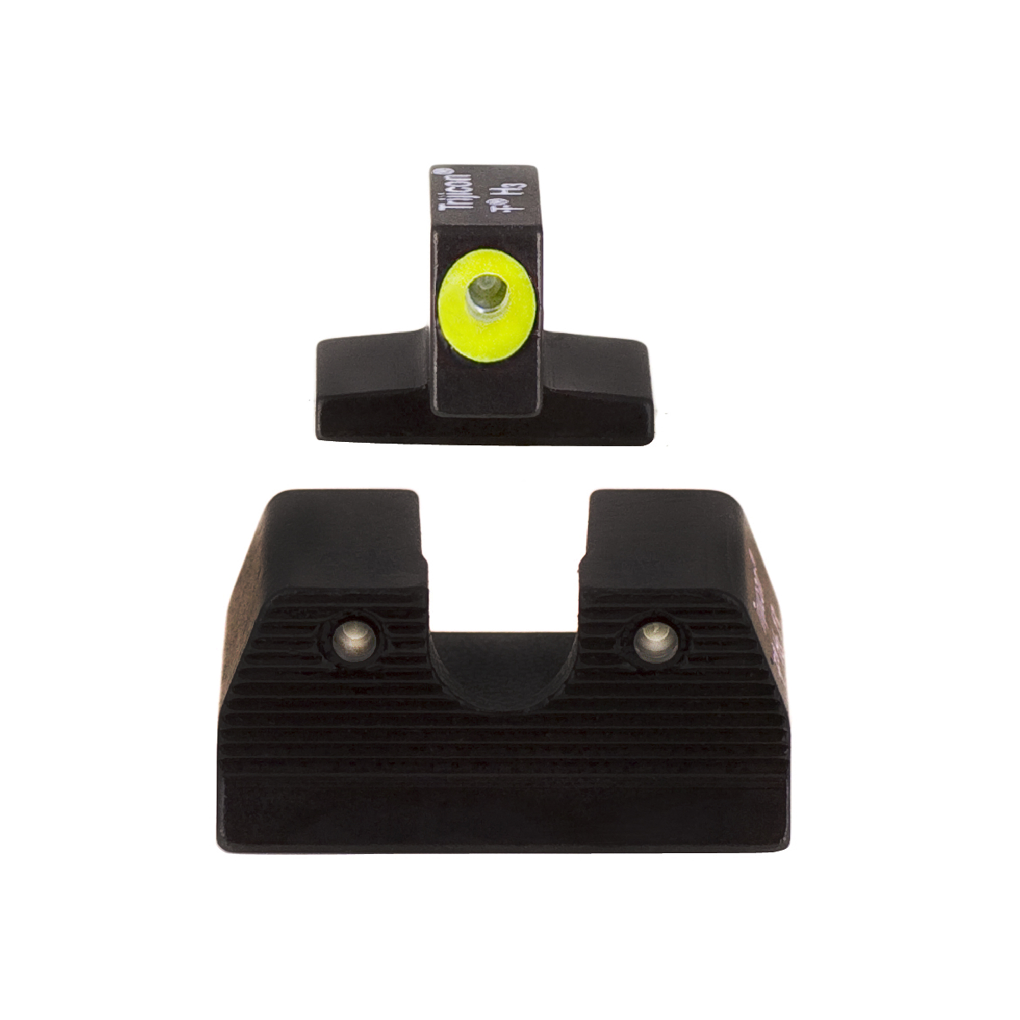 Trijicon FNH HD Night Sight Set FNS-40, FNX-40, and FNP-40 Models, Yellow Front Outline Lamp by Trijicon