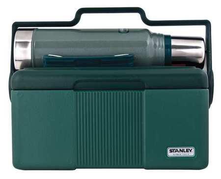 Stanley Adventure 7 QT Heritage Cooler + Classic 1.1 QT Vacuum Bottle Combo by Pacific Market International