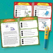 Educational Insights Hot Dots Let's Master Grade 2 Reading