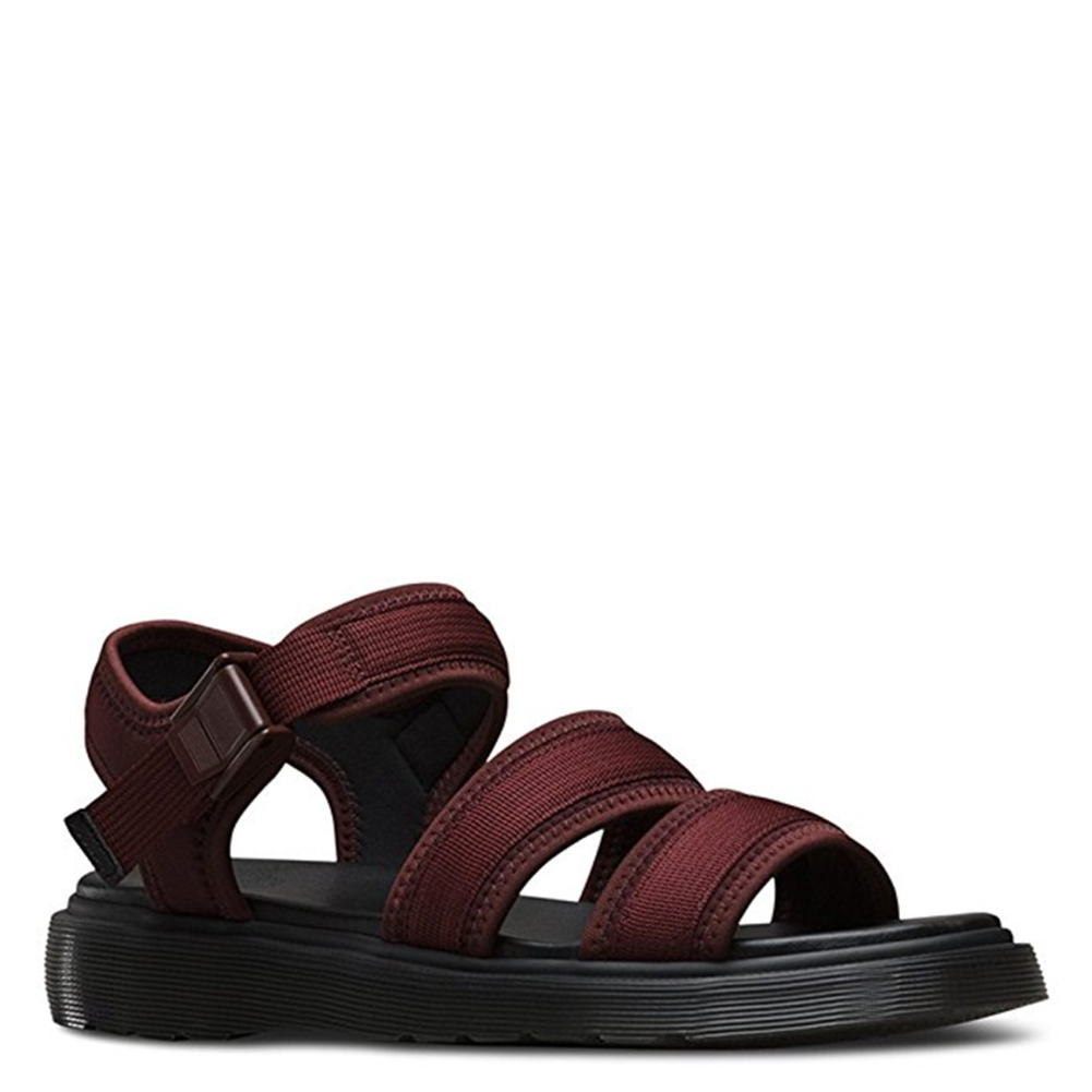 Dr. Martens Effra Two Strap Sandals 21136601 Oxblood by