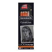 General Pencil The Original Charcoal Drawing Pencil Set