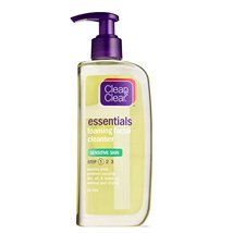 Facial Cleanser: Clean & Clear Essentials Foaming Cleanser Sensitive Skin