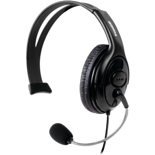 DREAMGEAR DRM1721B Xbox 360 X-Talk Solo Wired Headset