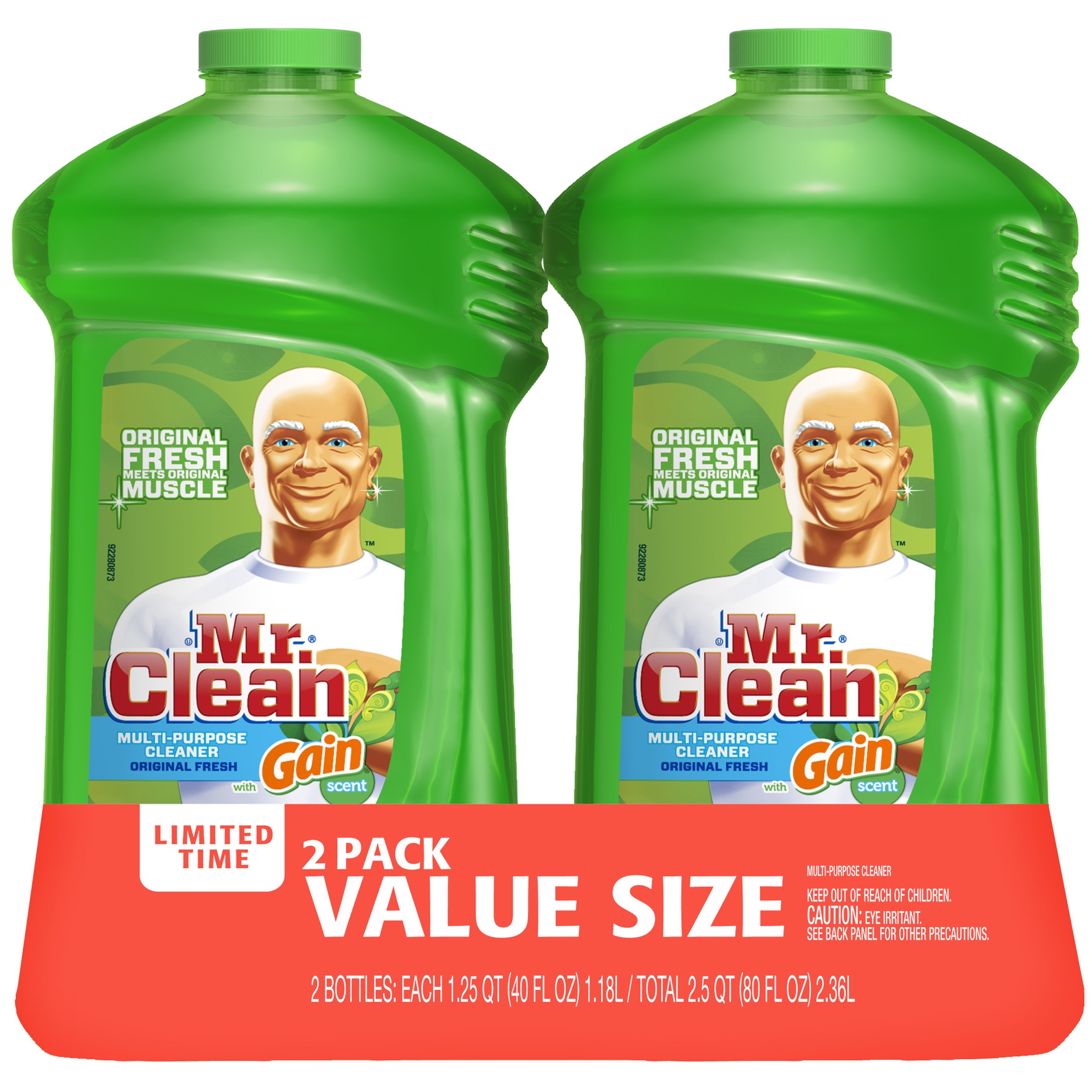 mr clean liquid cleaner with gain scent 40 fl oz - Garbage Disposal Cleaner
