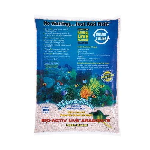 Worldwide Imports Awwa10801 Live Aragonite Sand 20-Pound Pink (Pack of 1)
