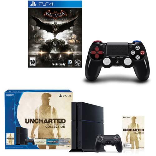PlayStation 4 Console Solution Bundle (PS4)
