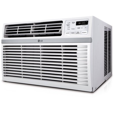 Lg Lw1016er 10 000 Btu 115V Window Mounted Air Conditioner With Remote Control