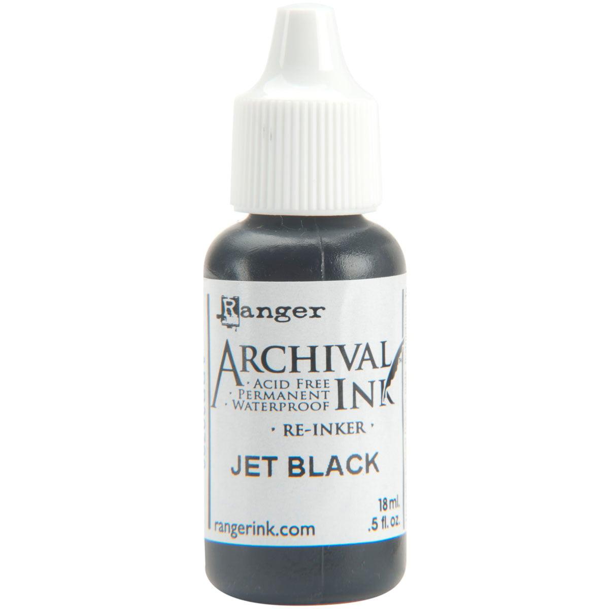 Ranger 478008 archives Reinker .5 once-Jet Black - image 1 de 1