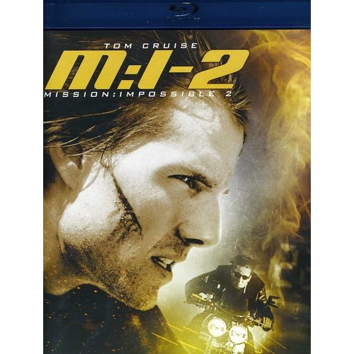 Mission Impossible II (Blu-ray) (Widescreen)