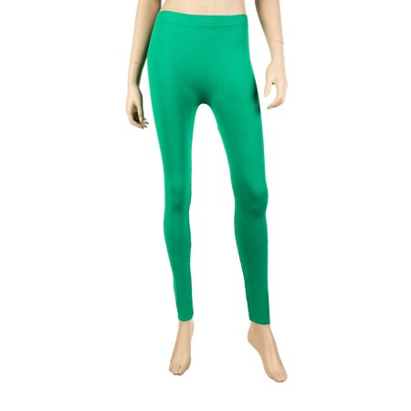- Sofra Women's Full Length Color Leggings