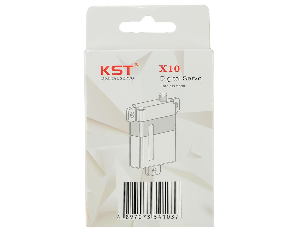 KST X10 Micro Digital Metal Gear Glider Servo