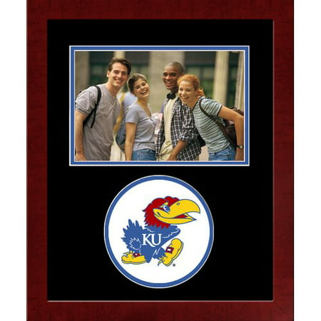 Kansas Jayhawks Spirit Photo Frame (Horizontal)