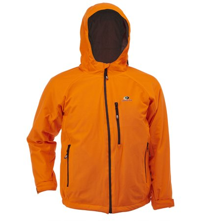 Mossy Oak Blaze Orange Youth Insulated Parka ()