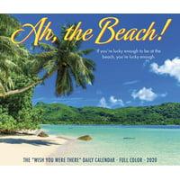 Ah, the Beach! 2020 Box Calendar (Other)
