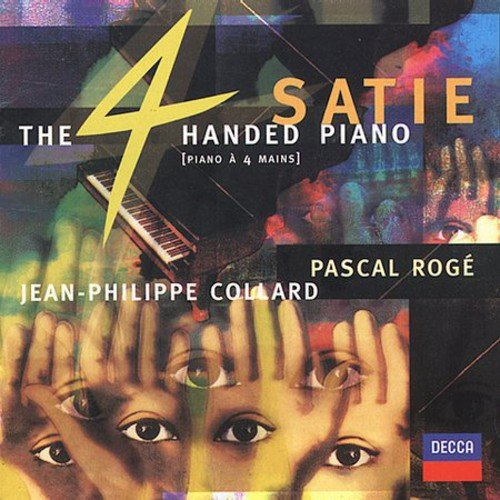 Satie: Four-Handed Piano