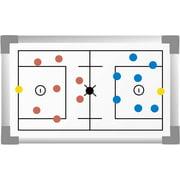 Lacrosse Magnetic Board in White