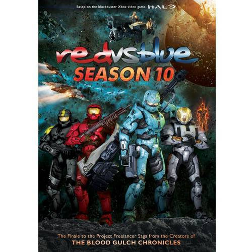 Red Vs. Blue: Season Ten (Full Frame)